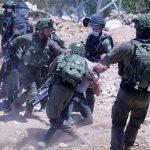 إصابة عشرات الفلسطينيين خلال قمع الاحتلال لمسيرة كفر قدوم