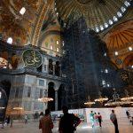 الكنيسة الأرثوذكسية الروسية تأسف لقرار تركيا إعادة آيا صوفيا إلى مسجد