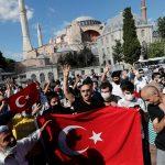 ماذا يحقق أردوغان من تحويل آيا صوفيا إلى مسجد؟