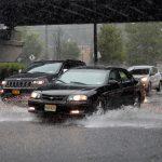 مركز الأعاصير الأمريكي: العاصفة فاي تضرب ساحل نيوجيرسي