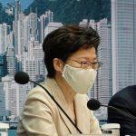زعيمة هونج كونج تحث السكان على البقاء في منازلهم مع ارتفاع حالات كورونا