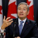 وزير خارجية كندا: وصول الصندوقين الأسودين للطائرة الأوكرانية إلى باريس