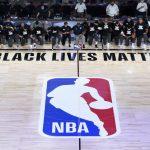 لاعبو دوري السلة الأمريكي يحتجون ضد العنصرية