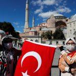 ألمانيا تعرب عن أسفها لقرار محكمة تركية بتحويل «آيا صوفيا» إلى مسجد