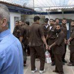 الأسير الفلسطيني وسيم اسعيد يواصل إضرابه عن الطعام