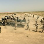 تفاصيل عملية الجيش العراقي ضد فلول داعش