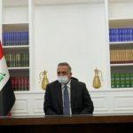 الكاظمي يوجه رسالة طمأنة إلى المتظاهرين العراقيين