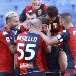 جنوة ينعش آمال البقاء بتحقيق أول فوز منذ استئناف الدوري الإيطالي