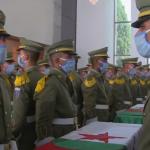 جزائريون يلقون نظرة أخيرة على رفات طلائع المقاتلين ضد الاستعمار