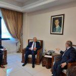تواصل فلسطيني سوري للوقوف على تطورات الأوضاع في البلدين