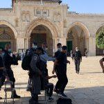 الخارجية الفلسطينية تدين تحويل محيط الأقصى لثكنة عسكرية