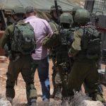 الاحتلال يعتقل 15 مواطنا من الضفة الغربية والقدس