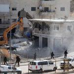 الاحتلال الإسرائيلي يهدم 61 منشأة في مدينة القدس