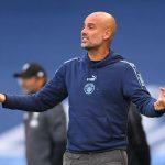 جوارديولا: أجويرو ربما يعود للعب في نوفمبر