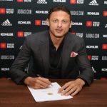الصربي ماتيتش يجدد تعاقده مع مانشستر يونايتد حتى 2023