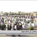 هكذا يستقبل سكان الشمال السوري أول أيام عيد الأضحى
