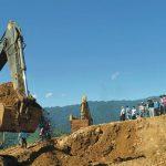50 قتيلا في انهيار أرضي في ميانمار.. والضحايا من عمال المناجم