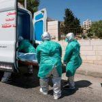 5 وفيات و453 إصابة جديدة بكورونا في فلسطين