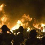 حادث جديد.. اندلاع حريق بمنشأة بتروكيماوية جنوب غرب إيران