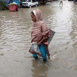 كاميرا «الغد» ترصد معاناة أهالي الخرطوم جراء السيول