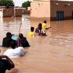كاميرا «الغد» ترصد غرق منازل بالخرطوم جراء الفيضانات
