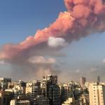 بعد مرور أسبوع.. أجراس الكنائس تمتزج مع الآذان تكريماً لشهداء مرفأ بيروت