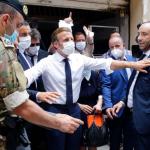 مصدر مقرب من ماكرون: فرنسا لن تخذل لبنان