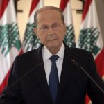 عون يطالب بالإسراع في إزالة أضرار انفجار مرفأ بيروت