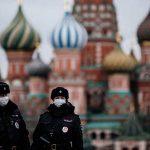 روسيا تسجل 4969 إصابة جديدة بفيروس كورونا