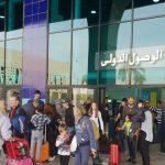 أفواج سياحية من مقدونيا وصربيا وأوكرانيا تصل مصر