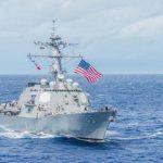 سفينة حربية أمريكية تعبر مضيق تايوان للمرة الثانية في أسبوعين