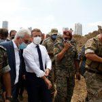 ماكرون يطالب القادة اللبنانيين بإحداث تغيير عميق في أدائهم