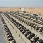 القوات المسلحة المصرية تستعد لتأمين انتخابات مجلس الشيوخ