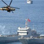 في خطوة استفزازية جديدة.. تركيا تجري مناورات عسكرية في بحر إيجة غدا