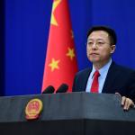 الصين: نعارض أي علاقات رسمية بين أمريكا وتايوان تحت أي ذريعة