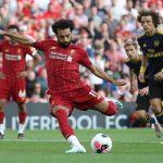 ليفربول يواجه أرسنال للمنافسة على كأس الدرع الخيرية