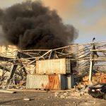 انفجار بيروت يلحق أضرارا بسفينة تابعة لقوة يونيفيل