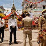 الهند: بدء بناء معبد هندوسي على أنقاض مسجد تاريخي
