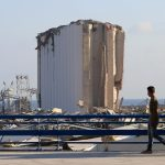 شركة ألمانية تنتهي من إزالة مواد خطرة من مرفأ بيروت