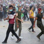 لبنان.. مواجهات بين المحتجين وقوات الأمن وسط بيروت