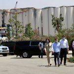المبعوث الأمريكي: مضى زمن العبث بحدود لبنان ومرافئه