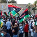 مسلحو السراج يواصلون استهداف المتظاهرين في ليبيا