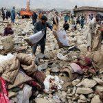 ارتفاع عدد ضحايا السيول في أفغانستان إلى 122 شخصا