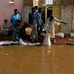 ارتفاع حصيلة ضحايا فيضانات السودان إلى 118 قتيلا