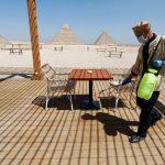 الرئيس المصري يبحث استعدادات الحكومة لمواجهة موجة ثانية محتملة لكورونا