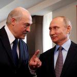 رئيس روسيا البيضاء: طلبت أسلحة جديدة من بوتين