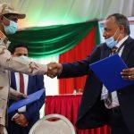 رئيس المفوضية القومية للسلام: المناخ بات مواتيا لتحقيق طموحات السودانيين