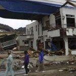 زلزال شدته 6.4 درجة يهز مينداناو بالفلبين