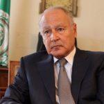 أبو الغيط يؤكد أهمية تدفق المساعدات الإغاثية العاجلة إلى لبنان