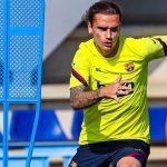 عودة جريزمان وديمبيلي إلى تدريبات برشلونة
